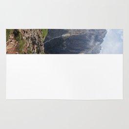 Dolomite peaks Rug