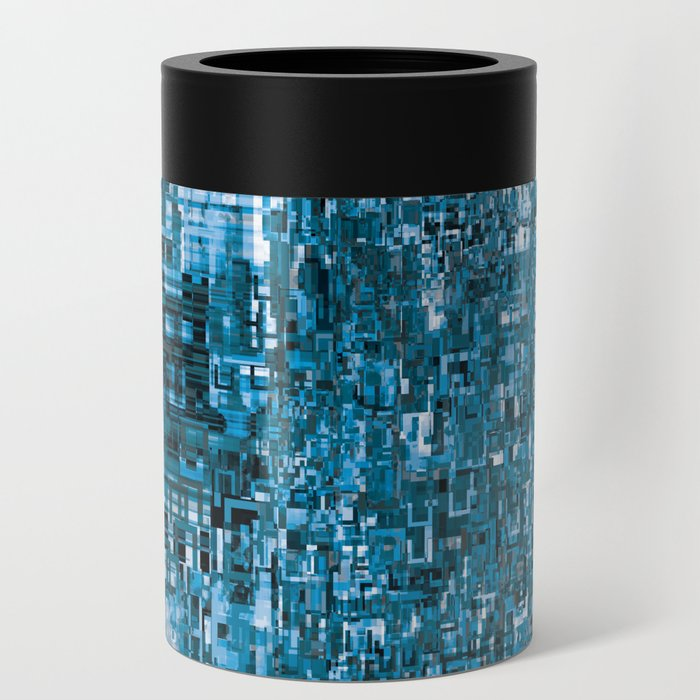 Circuitry Abstract Can Cooler