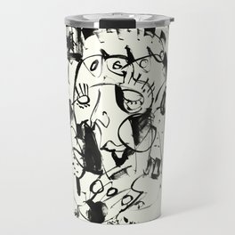 Caged Bird Travel Mug