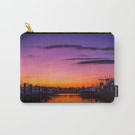 Ocean City, Maryland Sunset Carry-All Pouch