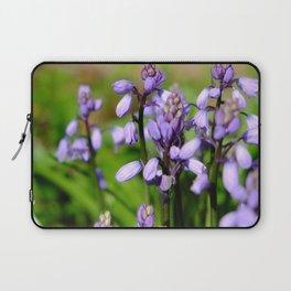 Spring purple Laptop Sleeve