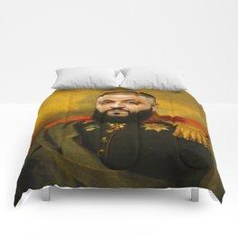 DJ Khaled Classical Painting Comforters