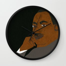 Martin Luther King Wall Clock