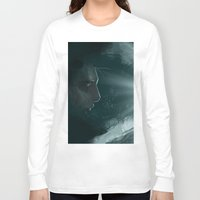 abyss Long Sleeve T-shirts featuring Abyss by Gaetano Caltabiano Design