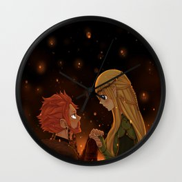 Vow  Wall Clock