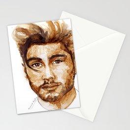 Zayn Coffee Stationery Cards