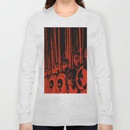 Macedonian Phalanx Long Sleeve T-shirt