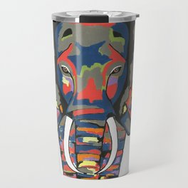 Flashy Elephant Travel Mug