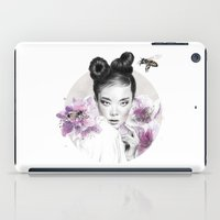 arya iPad Cases featuring Arya by Nevertheless