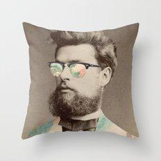 NUMBER 10 Throw Pillow