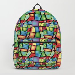 Stained-glass Backpack