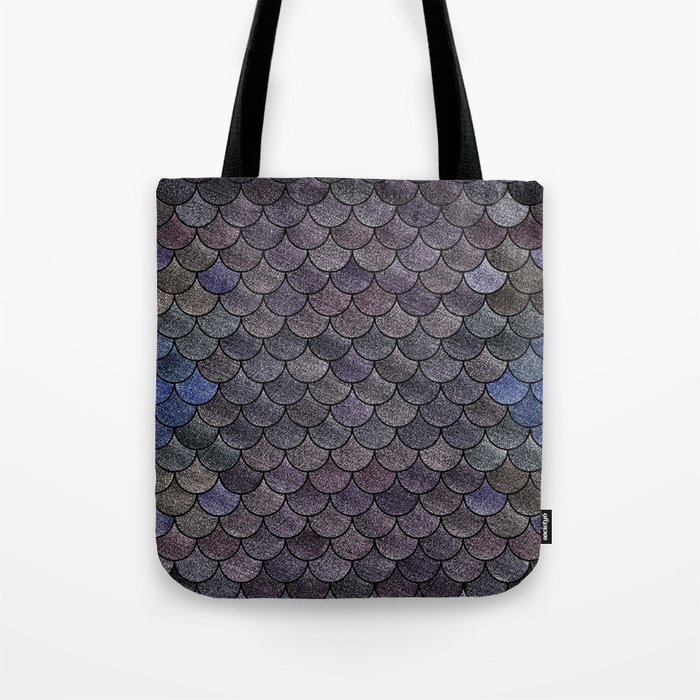 Lovely Pattern II(Glitter Version) Tote Bag