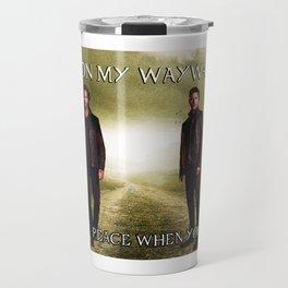 CARRY ON WAYWARD SONS (SUPERNATURAL) Travel Mug
