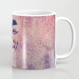 Guy Fawkes Stencil Coffee Mug
