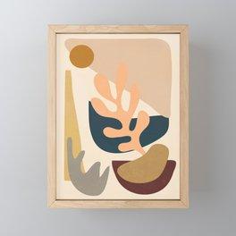 Moder Art Framed Mini Art Print