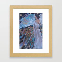 Invictus Framed Art Print