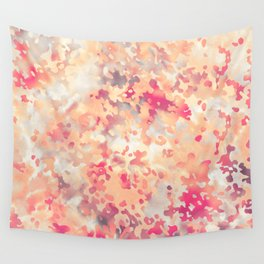Acid Camouflage Wall Tapestry