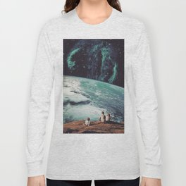 Astronomical Limits II Long Sleeve T-shirt