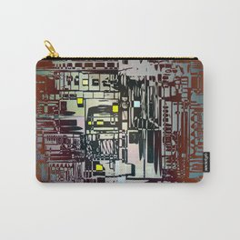 Where Are YOU - 2 / Density III Carry-All Pouch