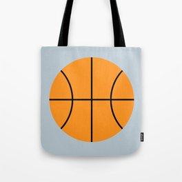 #9 Basketball Tote Bag