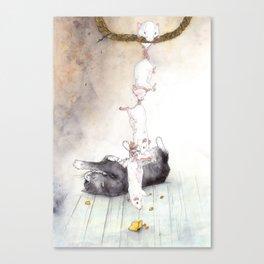Mission IMousable Canvas Print