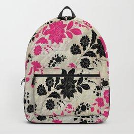 floral patter Backpack