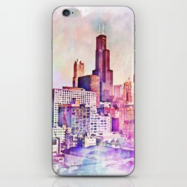 My Kind of Town iPhone Skin