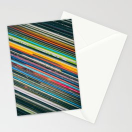 For The Love of Vinyl Stationery Cards