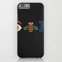 retro ibm. 1982  iPhone Case