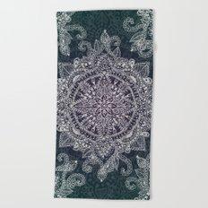 Mandala Magic  Beach Towel