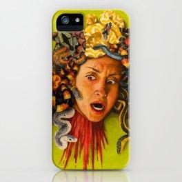 Her Rage iPhone Case