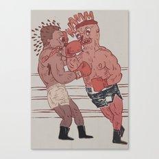 fight night Canvas Print