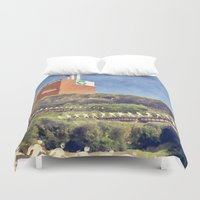 community Duvet Covers featuring Community Recycling by politics