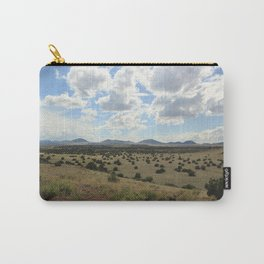 Under Wide Open Skies Carry-All Pouch