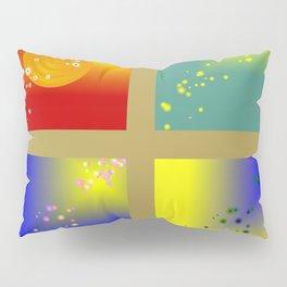 Choice of colours Pillow Sham