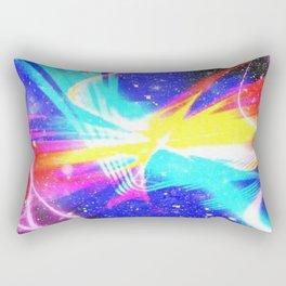 Deep House 3 Rectangular Pillow