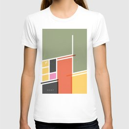 SECRET CYCLING FLAG - VOIGT T-shirt