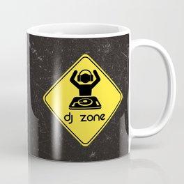 DJ Zone Rave Quote Coffee Mug