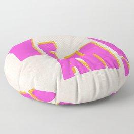 YEAH! Floor Pillow