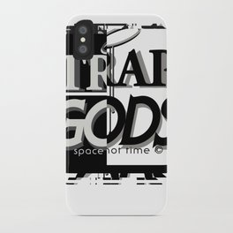 trap gods... iPhone Case