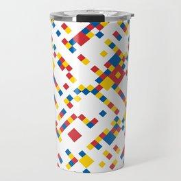BOOGIE w/white Travel Mug