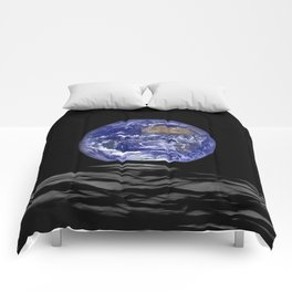 The Blue Marble Comforters