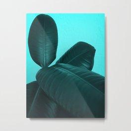Ficus Elastica #3 #art #society6 Metal Print