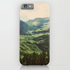 Mountain Side Stream iPhone 6s Slim Case