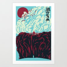 The Wind Rises: Japanese Art Print