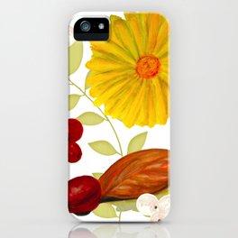Autumn Gojis iPhone Case