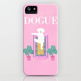 Dogue - Yoga iPhone Case