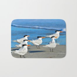 Royal Terns Bath Mat