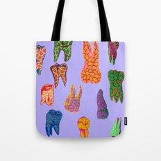 Teeth Tote Bag