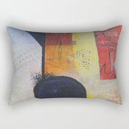 Overflowing Rectangular Pillow
